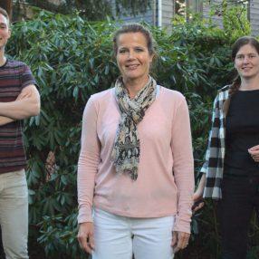 afdelingsbestuur D66 Veenendaal 2020